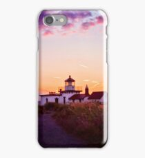 Discovery Park Lighthouse iPhone Case/Skin