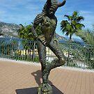 The Wild Creature Of Cap Ferrat by Fara