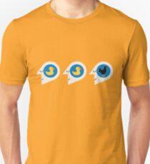Duck, Duck, Chicken Slim Fit T-Shirt