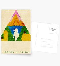 Legend Postkarten