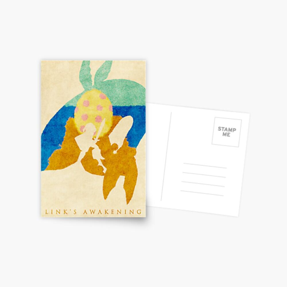 Awakening Postkarte