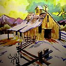 Colorado Retreat by Jim Phillips
