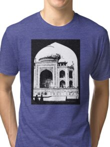 Archway view Tri-blend T-Shirt