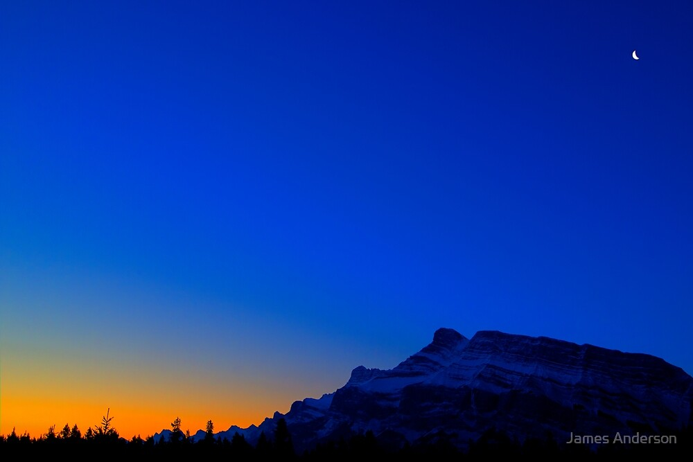 Crescent Blues by James Anderson