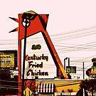 The Big Chicken - Marietta, Ga by Scott Mitchell