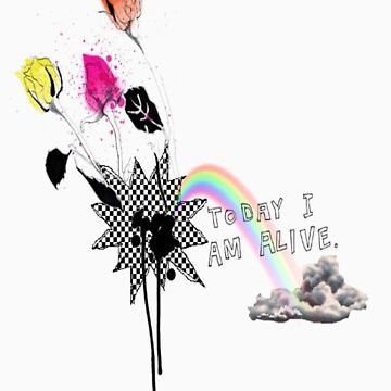 today i am alive by Monroe-Misfit