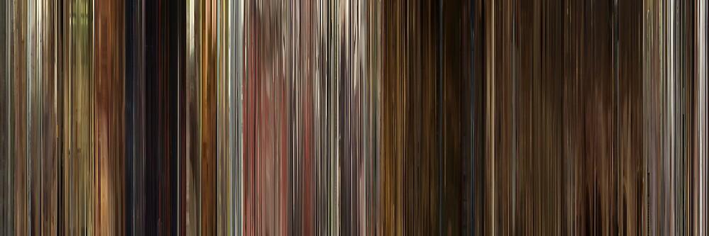 Moviebarcode: Fisshu sutori / Fish Story (2009) by moviebarcode