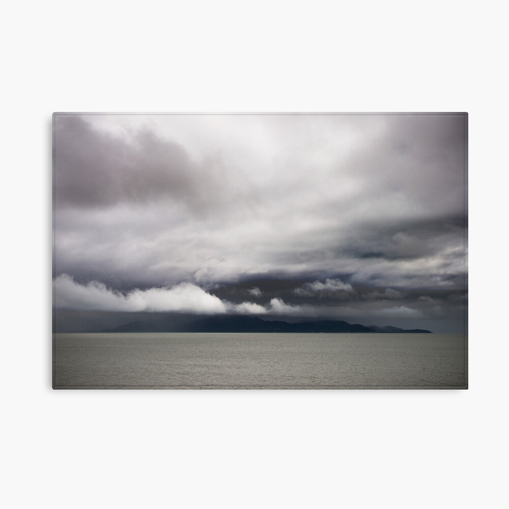 Storm over Magnetic Island Canvas Print