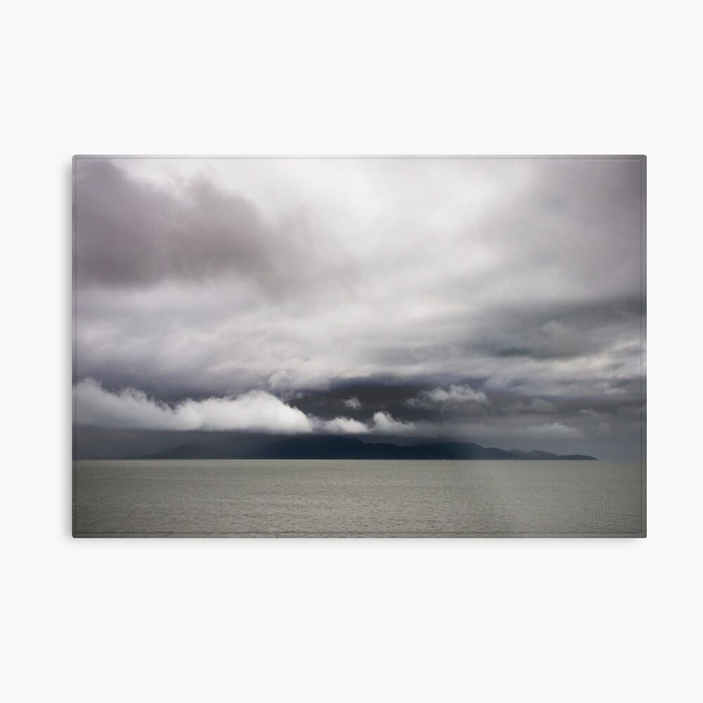 Storm over Magnetic Island Metal Print