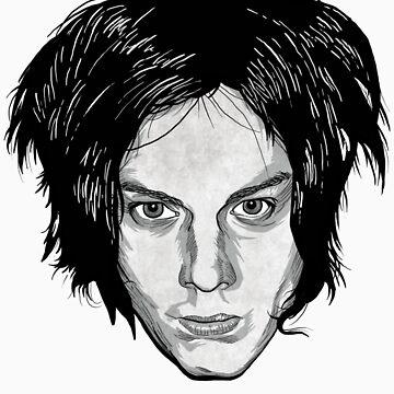 Jack White by ryanhaak
