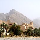 Deep in the Omani Mountains by DeborahDinah
