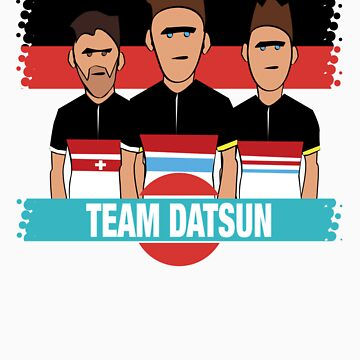 Cycling Team Datsun by Velocast