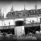 Monarail in Darling Harbour by miroslava