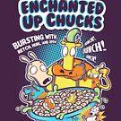 Enchanted Up Chucks by Scott Weston