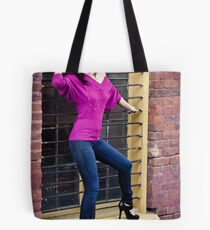Beauty, style, grace Tote Bag