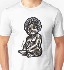Baby with an afro T-Shirt