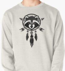 Raccoon Catcher Pullover