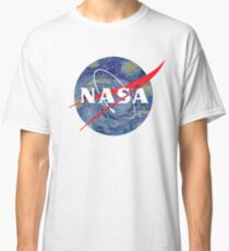 NASA starry night Classic T-Shirt