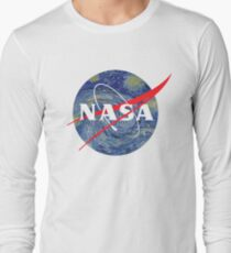 NASA starry night T-Shirt