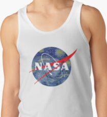 NASA starry night Men's Tank Top