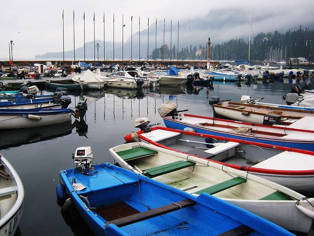 Lake Garda, Italy by jlv-