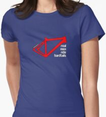 Hardtails (colour) Women's Fitted T-Shirt