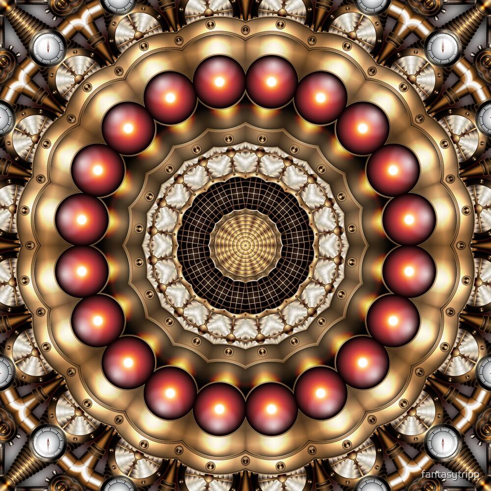 Steampunk Kaleidoscope 13 by fantasytripp