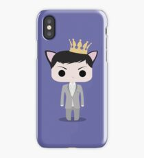See me in a Crown iPhone Case/Skin