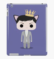 See me in a Crown iPad Case/Skin