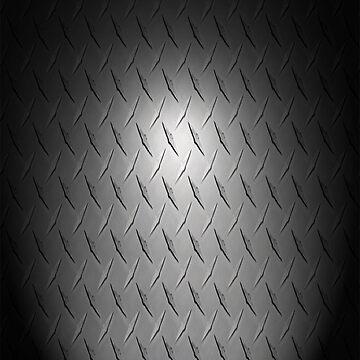 Spotlighted Diamond Plate by pilotof727s