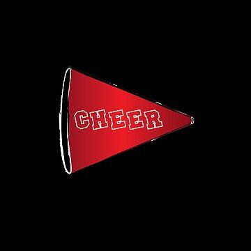 Cheer Megaphone by pilotof727s