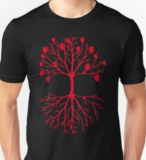 A tree that grows hearts Unisex T-Shirt
