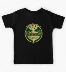 I enjoyed my stay at Schrute Farms (Green) Kids Tee