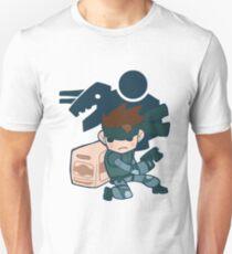 the snake Unisex T-Shirt