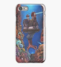 Watchman of Eternity - part 2 - Baba Yaga nested inside the body of Grauer Mann iPhone Case/Skin