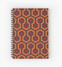 The Overlook Hotel Spiral Notebook