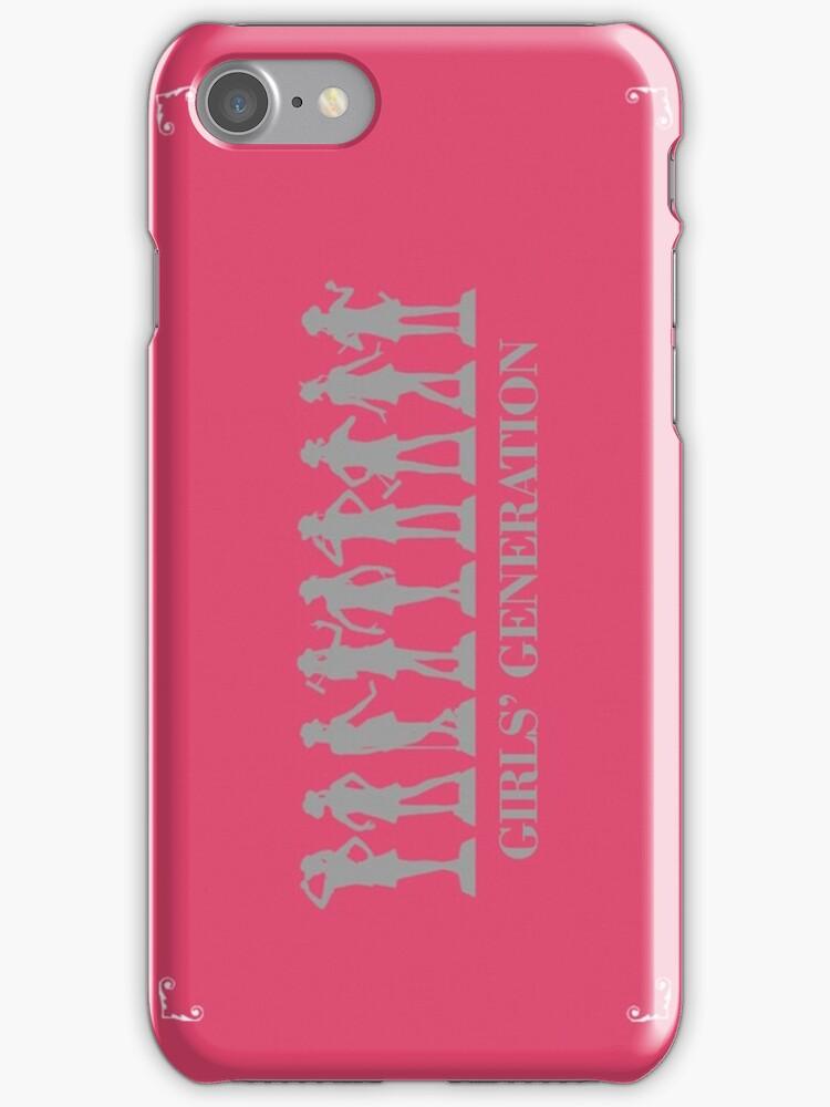 Girls Generation  by Ommik