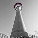 The Mighty Calgary Tower by Ryan Davison Crisp