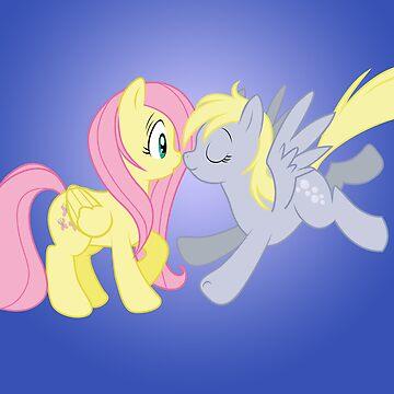I Love Ponies! by Kuzcorish