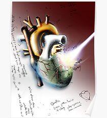 Cœurageous -The Light of Love Poster