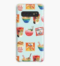 Ramen Hülle & Klebefolie für Samsung Galaxy
