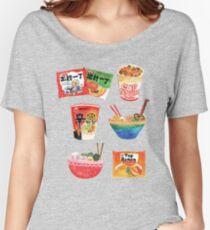 Ramen Women's Relaxed Fit T-Shirt