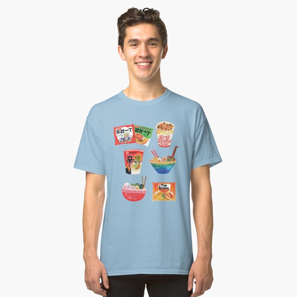 Ramen Camiseta clásica