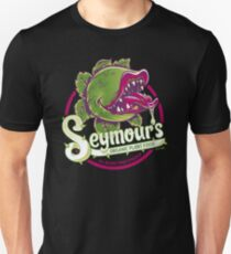 Seymour's Organic Plant Food - musical theatre - vintage - cult movie Slim Fit T-Shirt