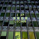 S H E R locked by Katarina Kuhar