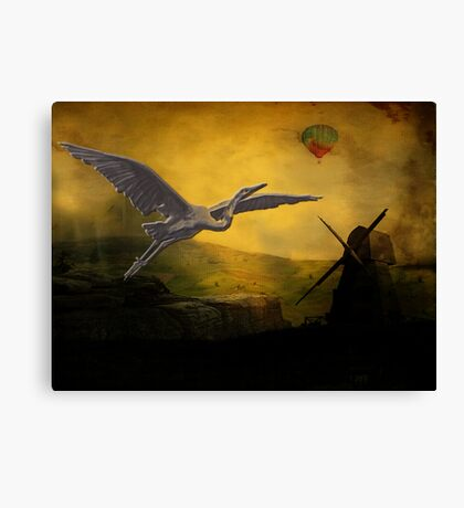 Direction of Dreams Canvas Print