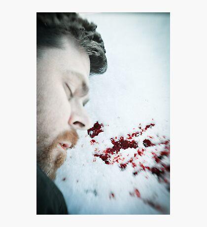 The Big Sleep  Photographic Print