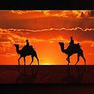 Sunset by Richard  Gerhard