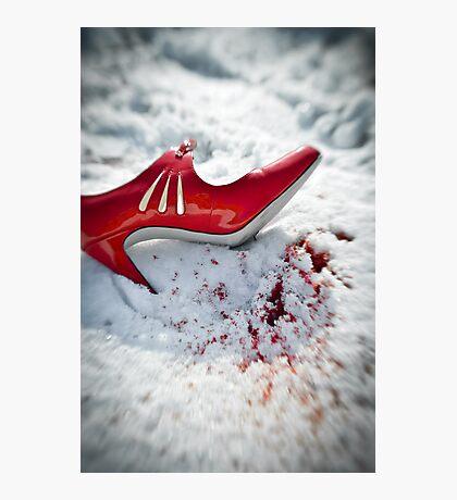 Shoe Photographic Print