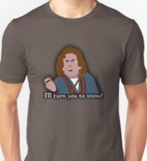 Willow - I'll turn you to stone! Unisex T-Shirt